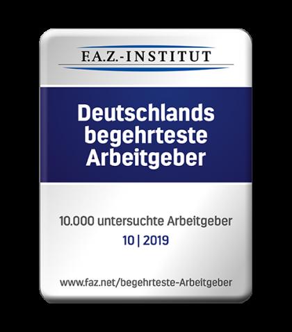 Deutschlands begehrteste Arbeitgeber