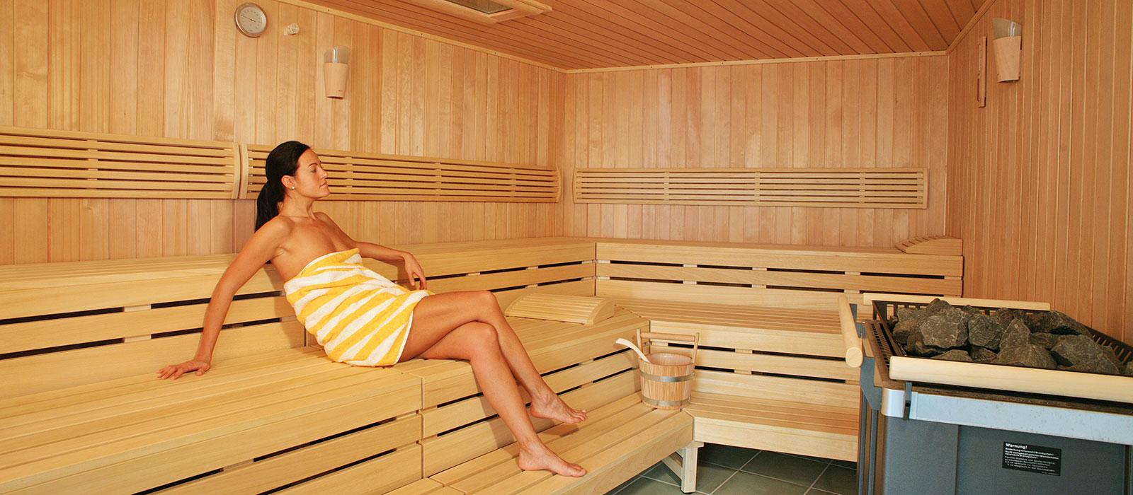 Sauna & Badelandschaft