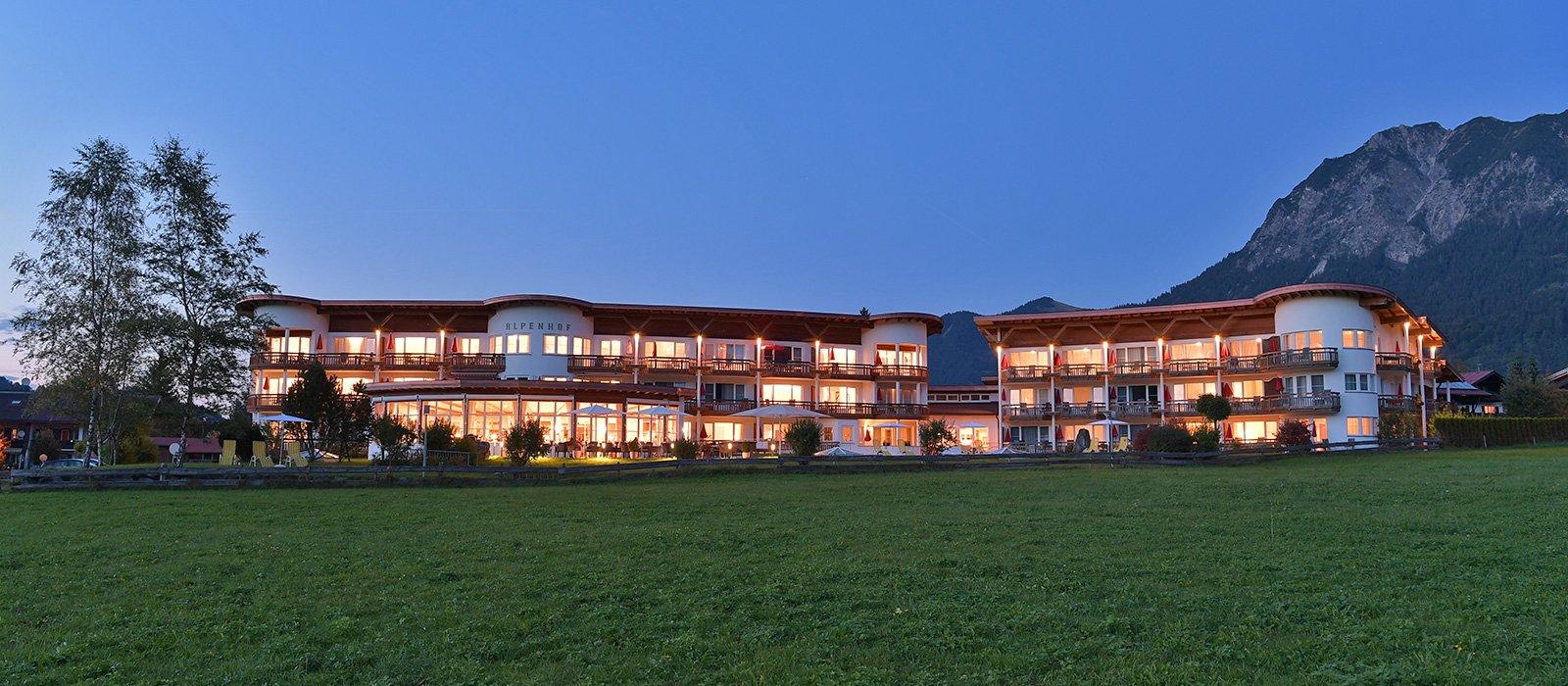 Hotel Oberstdorf Allgau Best Western Plus Hotel Alpenhof